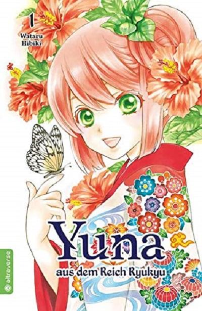 Yuna aus dem Reich Ryukyu 1 - Das Cover