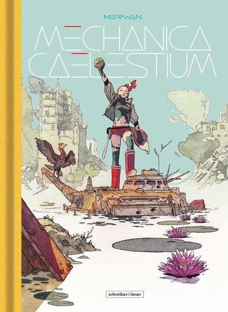 Mechanica Caelestium - Das Cover