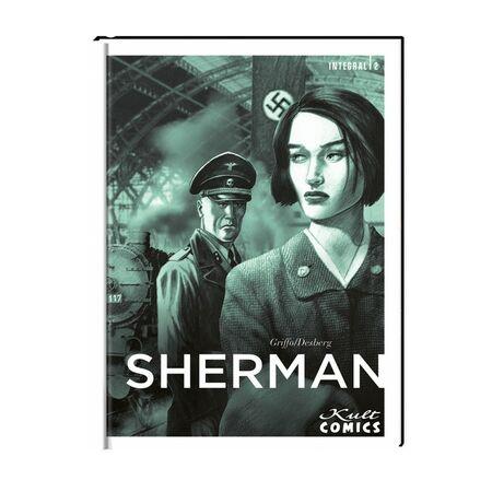 Sherman – Integral 2 - Das Cover
