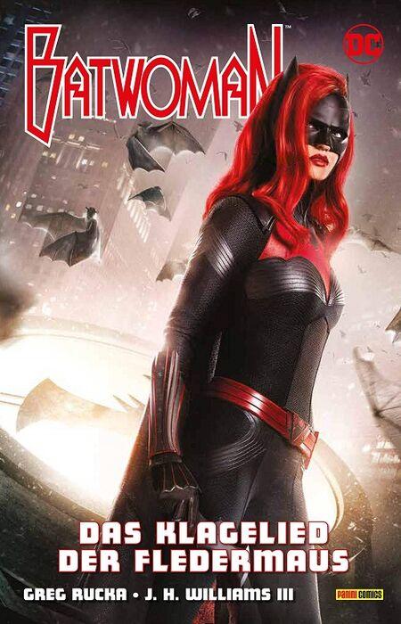 Batwoman: Das Klagelied der Fledermaus - Das Cover