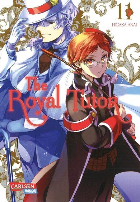 The Royal Tutor 11 - Das Cover