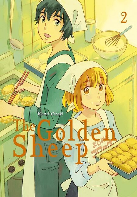 The golden Sheep 2 - Das Cover