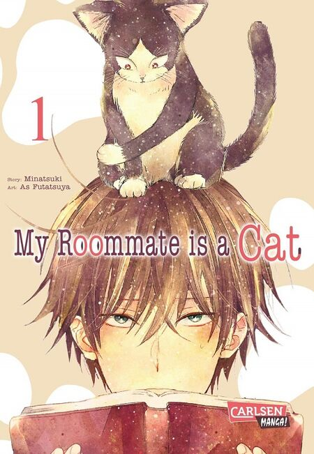 My Roommate is a Cat 1 - Das Cover