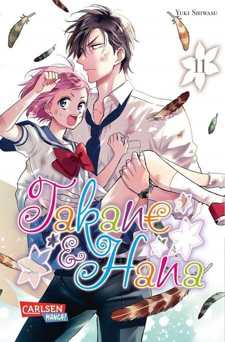 Takane & Hana 11 - Das Cover