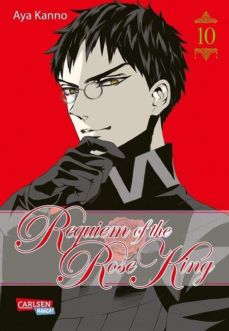 Requiem of the Rose King 10 - Das Cover