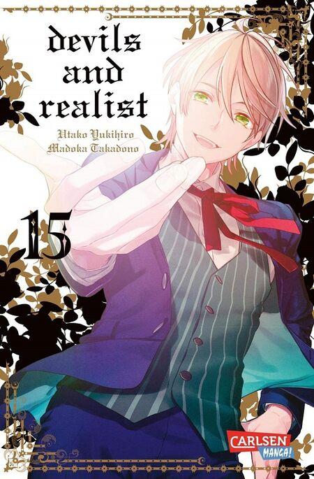Devils and Realist 15 - Das Cover