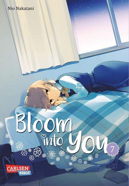 Bloom into You 7 - Das Cover