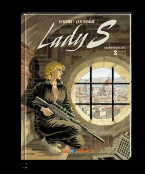 Lady S Gesamtausgabe 2 - Das Cover