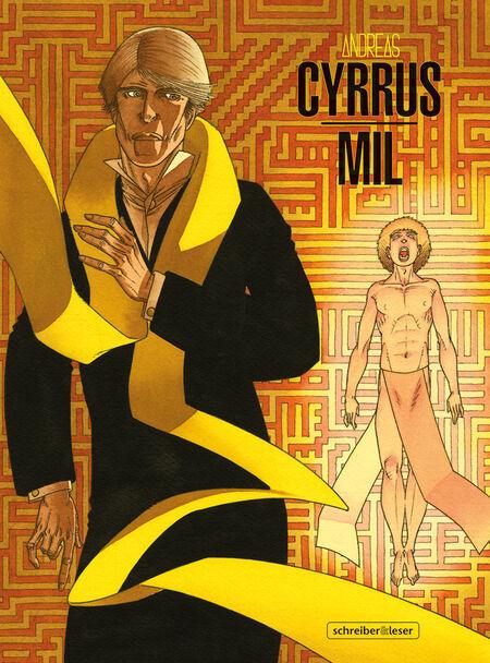 Cyrrus Mil - Das Cover