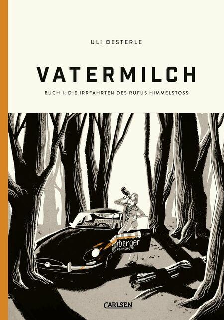 Vatermilch – Teil 1 - Das Cover