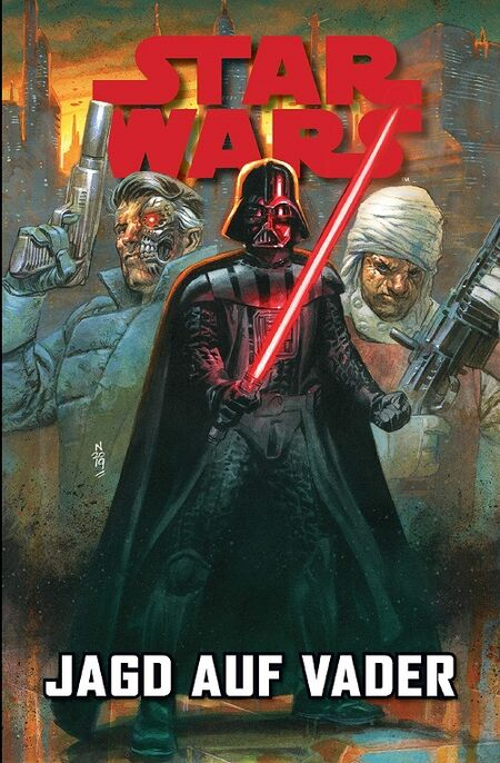 Star Wars: Jagd auf Vader - Das Cover