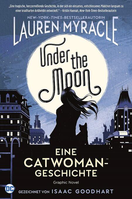 Under the Moon – Eine Catwoman-Geschichte - Das Cover