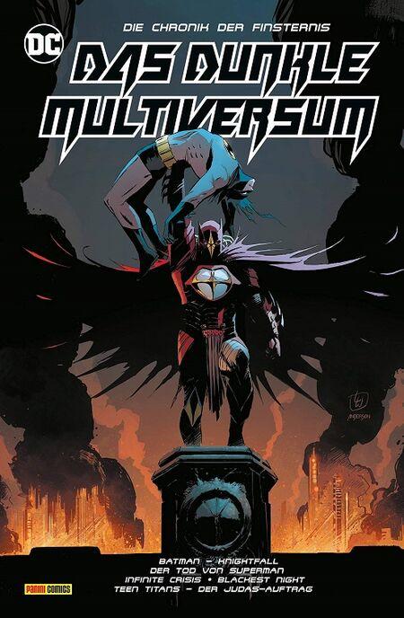 Das dunkle Multiversum: Chroniken der Finsternis - Das Cover