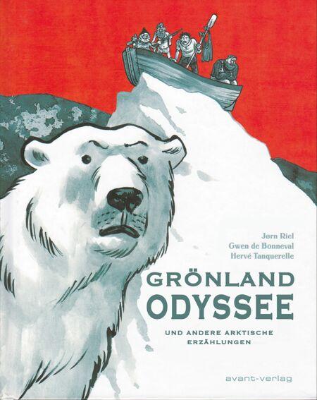 Grönland Odyssee - Das Cover