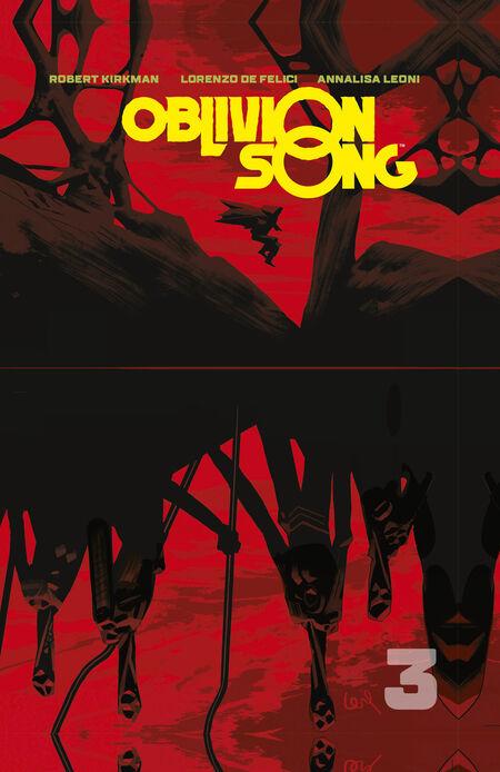 Oblivion Song 3 - Das Cover
