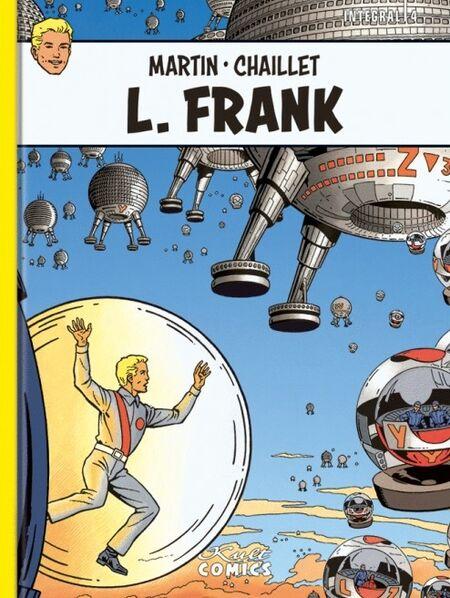 L. Frank – Integral 4 - Das Cover