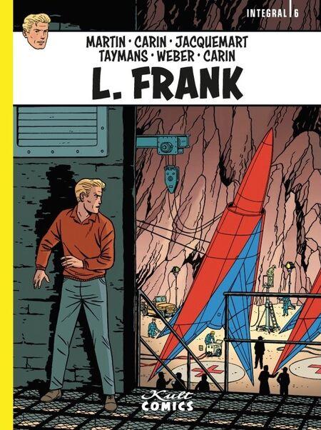 L. Frank – Integral 6 - Das Cover