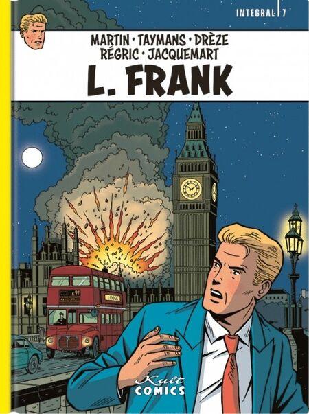 L. Frank – Integral 7 - Das Cover