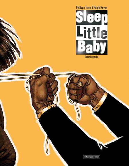 Sleep Little Baby – Gesamtausgabe - Das Cover