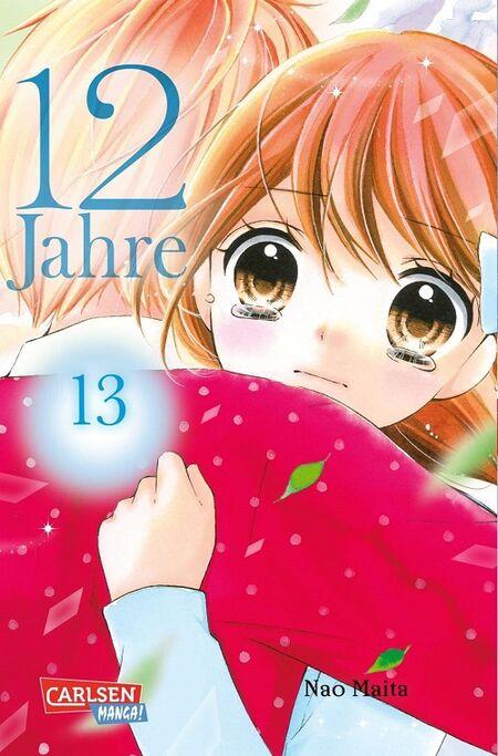 12 Jahre 13 - Das Cover