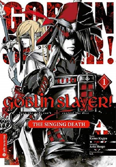 Goblin Slayer - The singing Death 1 - Das Cover