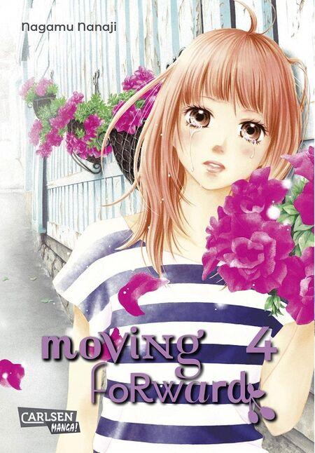 moving forward 4 - Das Cover