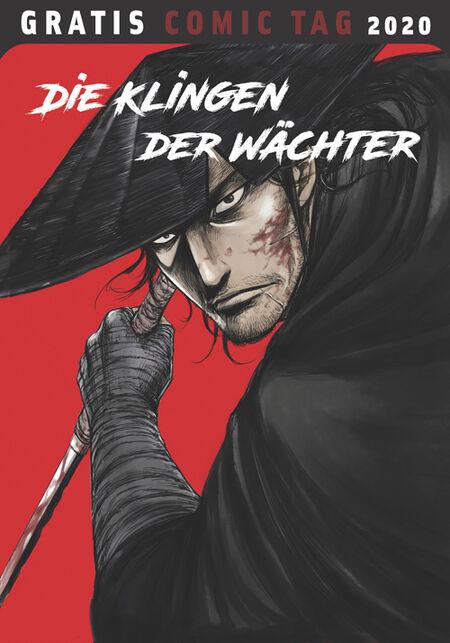 Die Klingen der Wächter - Gratis-Comic-Tag 2020 - Das Cover