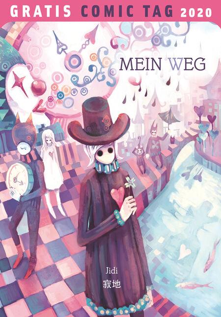Mein Weg - Gratis-Comic-Tag 2020 - Das Cover