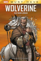 Marvel Must Have: Wolverine-Old Man Logan - Das Cover