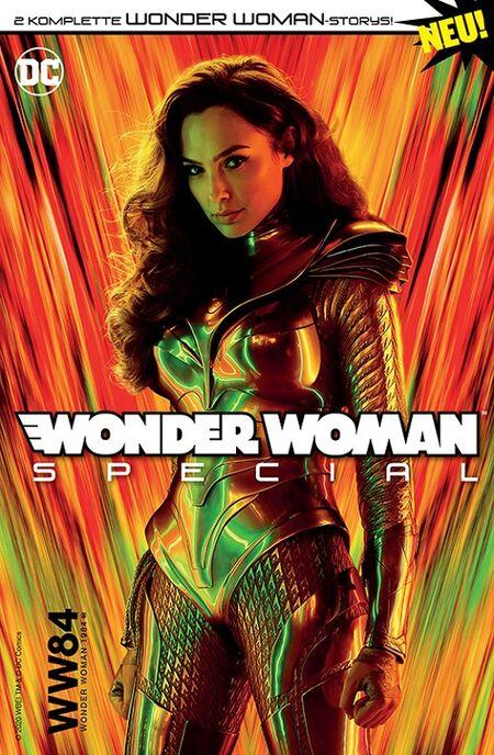 Wonder Woman Special - Das Cover
