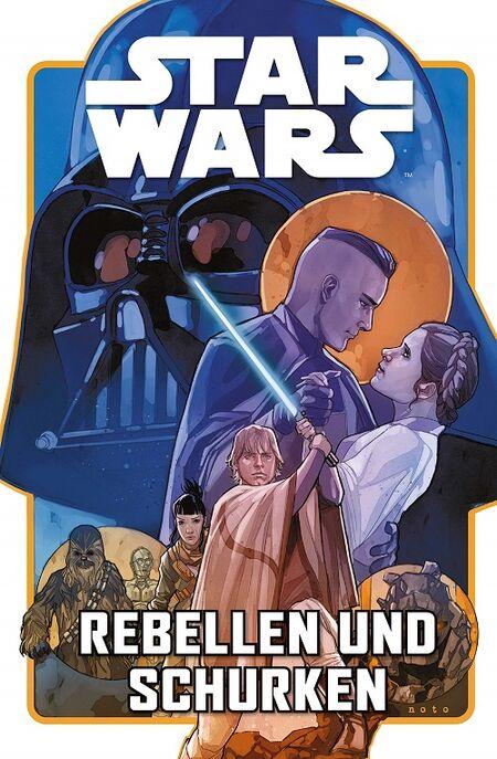 Star Wars Sonderband: Rebellen und Schurken - Das Cover