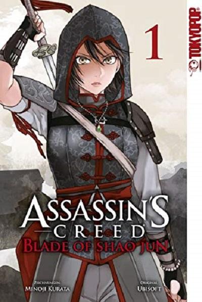 Assassins Creed: Blade of Shao Jun 1 - Das Cover