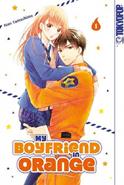 My Boyfriend in Orange 1 - Das Cover