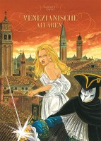 Venezianische Affären 3 - Das Cover