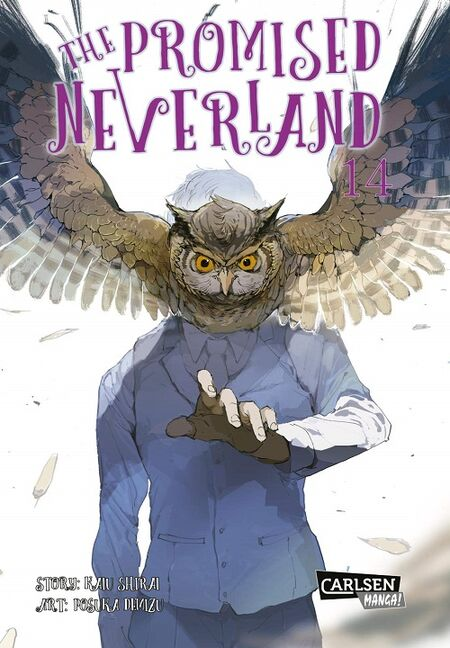 The Promised Neverland 14 - Das Cover