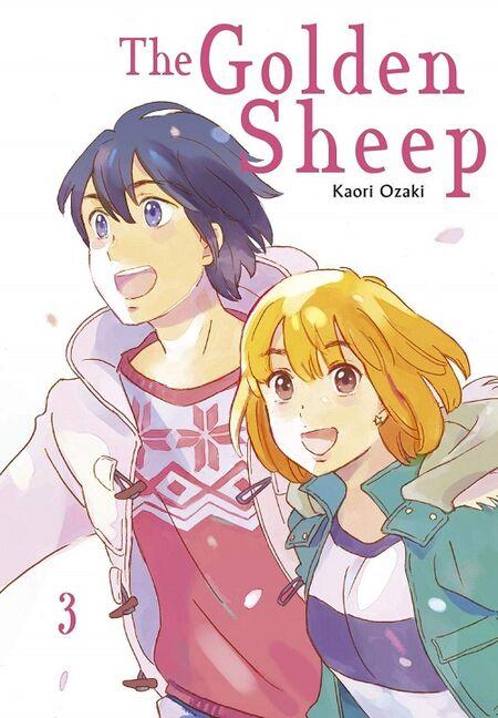 The Golden Sheep 3 - Das Cover