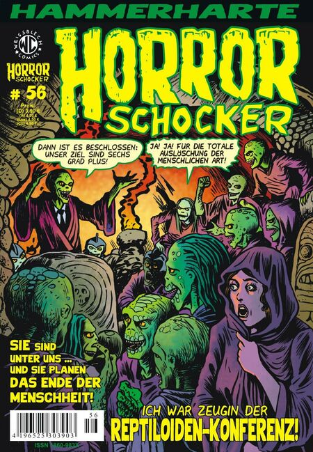 Horrorschocker 56 - Das Cover