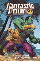 Fantastic Four 4: Das Ding gegen den Hulk - Das Cover