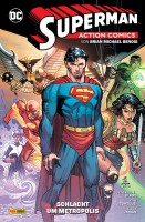 Superman Action Comics 4: Schlacht um Metropolis - Das Cover