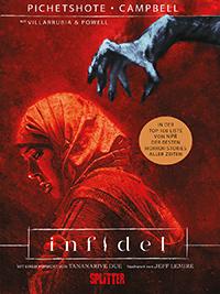 Infidel - Das Cover