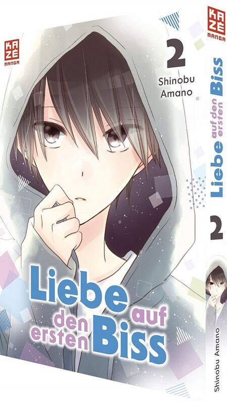 Liebe auf den ersten Biss 2 - Das Cover