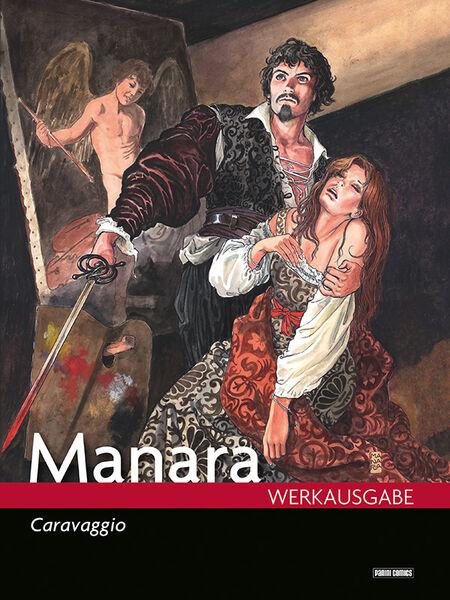 Milo Manara – Werkausgabe 18 - Das Cover