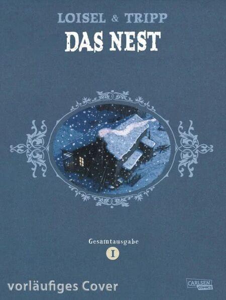 Das Nest Gesamtausgabe 1 - Das Cover