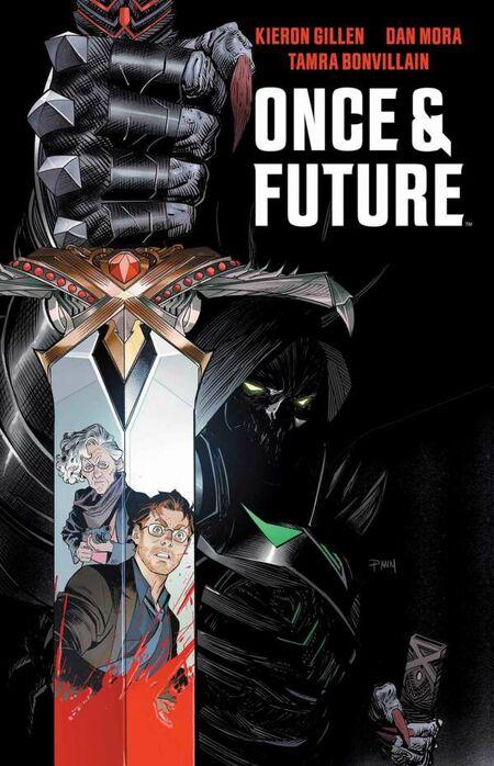 Once and Future 1: Der König ist untot - Das Cover