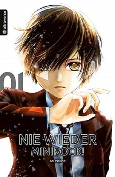 Nie wieder Minirock 1 - Das Cover