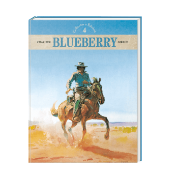 Blueberry Collector`s Edition 4 - Das Cover