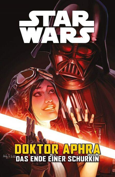 Star Wars – Doctor Aphra: Das Ende einer Schurkin - Das Cover