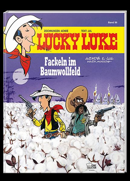 Lucky Luke 99 - Das Cover