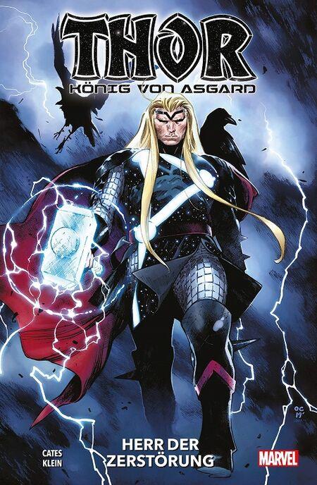 Thor – König von Asgard 1: Herr der Zerstörung  - Das Cover