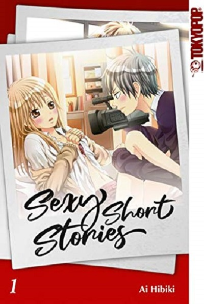 Sexy Short Stories 1 - Das Cover